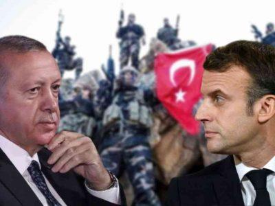 France/Turquie : Macron Erdogan