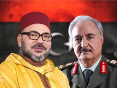 Maroc Libye : Haftar Mohammed 6