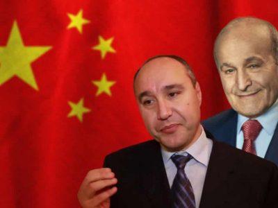 Algérie Chine : Rebrab Automobile