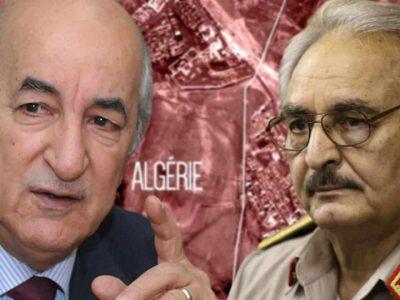 Algérie Libye : Tebboune ONU Haftar