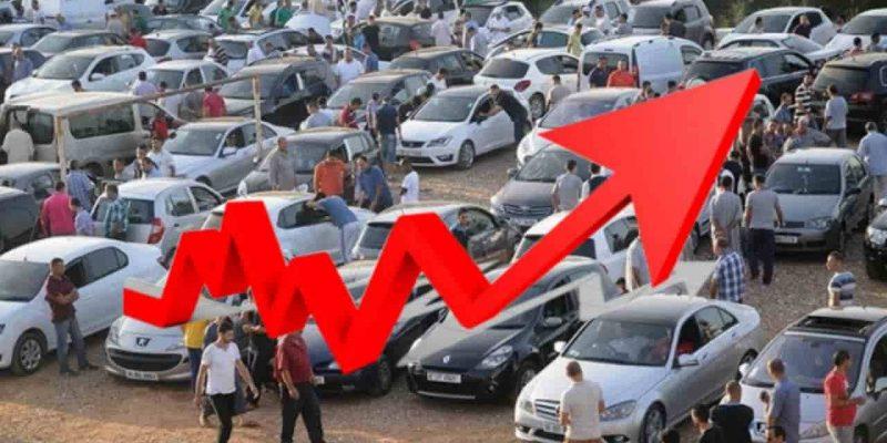 Algérie : Les prix des voitures augmenteront de 50 % en 2020