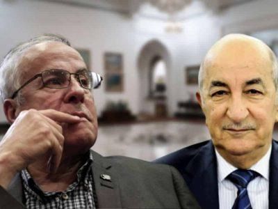 Algérie : Karim Younes Tebboune
