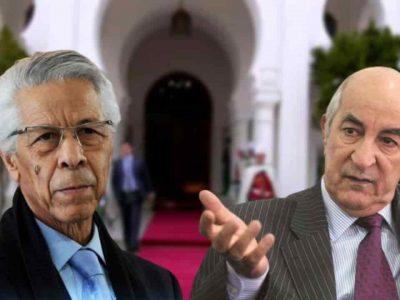Algérie : Tebboune Hamrouche