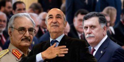 Algérie : Libye Tebboune