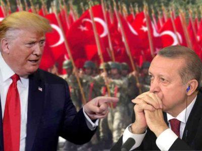 Turquie Libye : Trump Erdogan