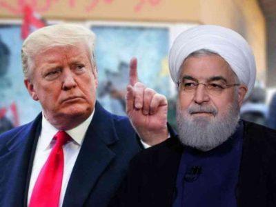 Iran USA Trump Rohani