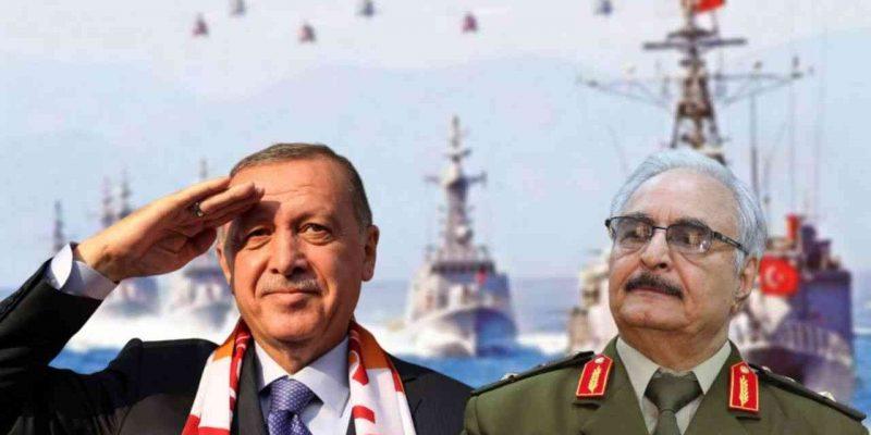 Turquie Libye : Erdogan armée Haftar
