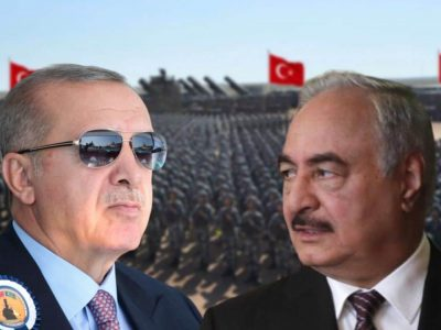 Libye Turquie Erdogan Haftar