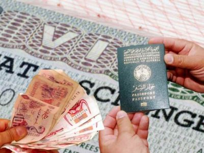 visa schengen algerie