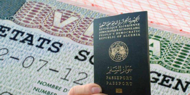 visa algerie france rendez vous