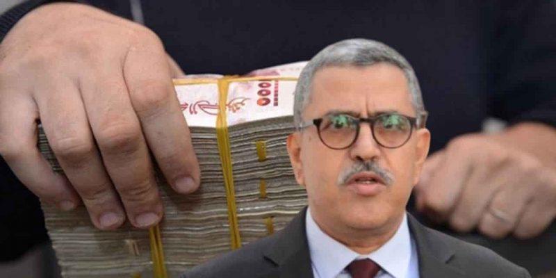 Algérie Abdelaziz Djerad salaire minimum