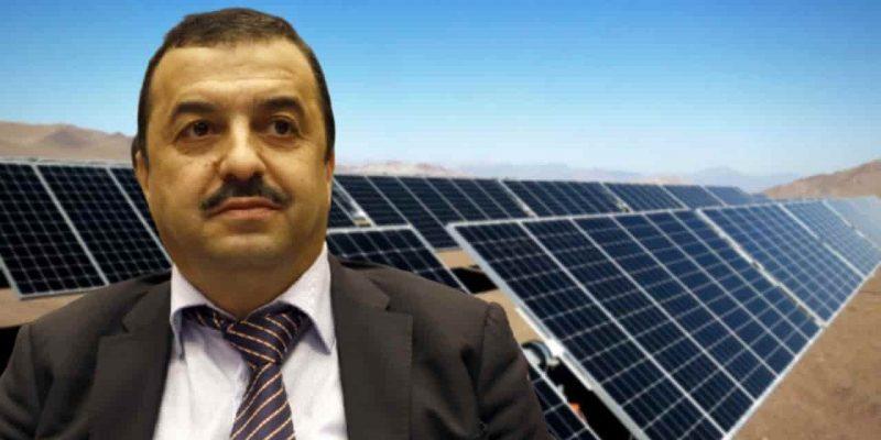 Algérie desertec energie solaire