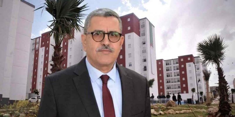 Algérie Djerad logement 2020