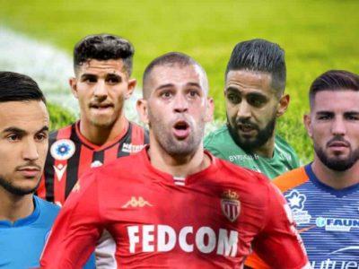Foot Algérien salaire France