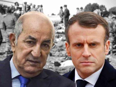 Algérie Tebboune Macron