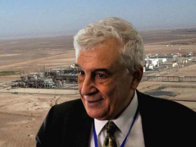 Algérie Gaz de schiste Mouras Preure