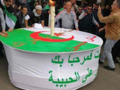 Algérie hirak 22 février 2020
