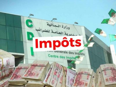 Algérie impots fraude fiscale