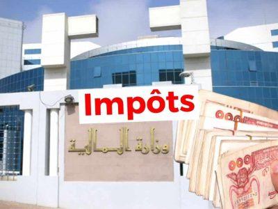 Algérie impots taxe