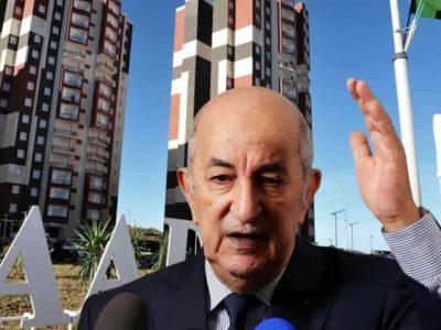 Algérie logement 2020