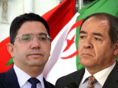 Algérie Maroc Boukadoum Bourita