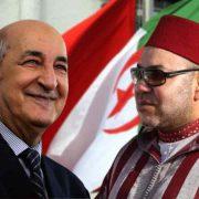 Algérie Maroc Tebboune Mohamed 6