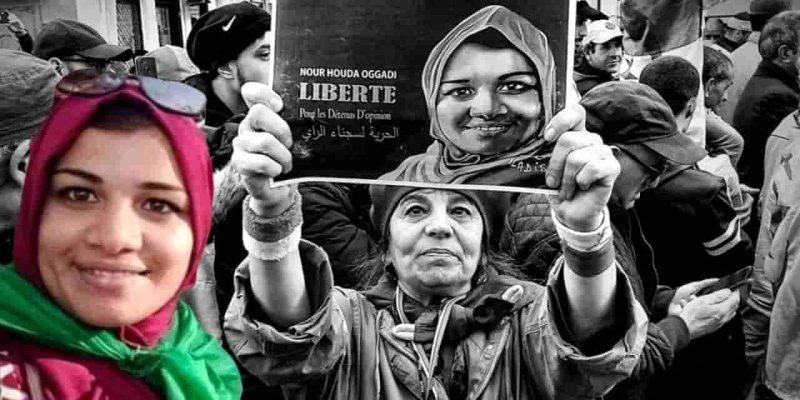 Algérie Nour El Houdda Oggadi