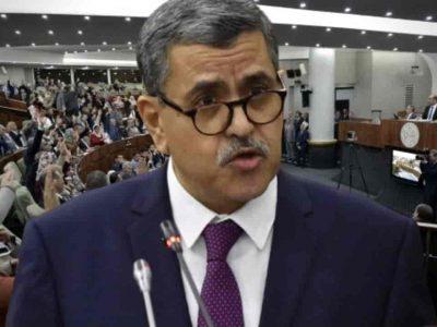 Algérie Djerad gouvernement