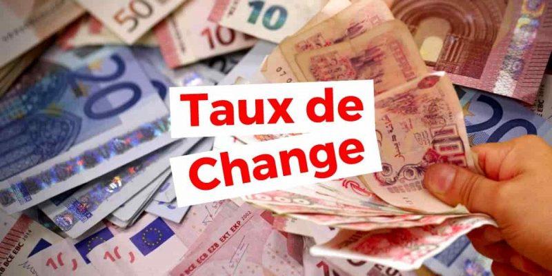 Algérie Taux de change dinar algérien euro 2020