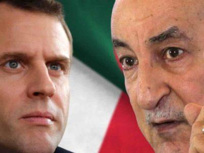 Algérie France Macron Tebboune