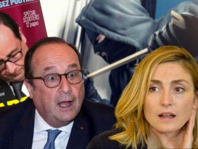 France François Hollande Julie Gayet