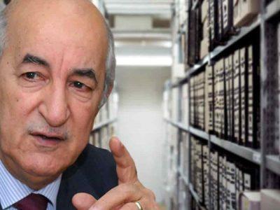 Guerre d'Algérie archive france