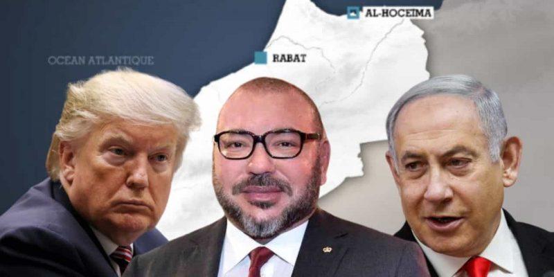 maroc israel sahara occidental