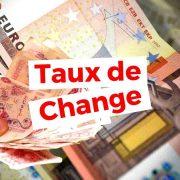 Algérie Taux de change dinar algérien euro