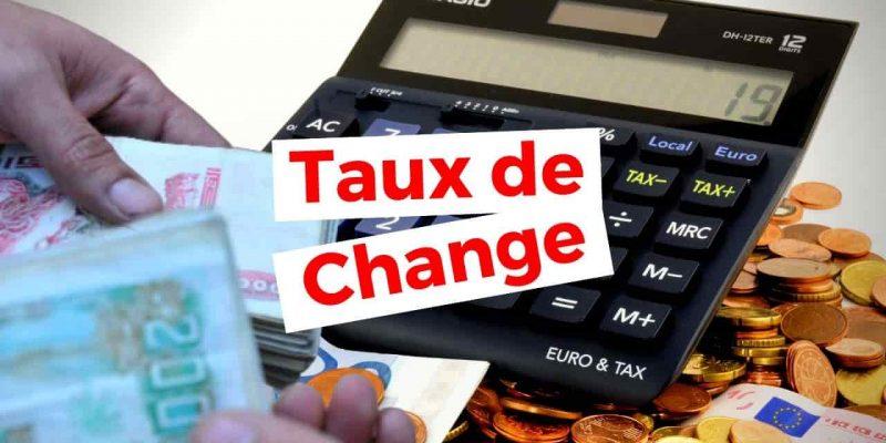 algerie taux de change marché noir