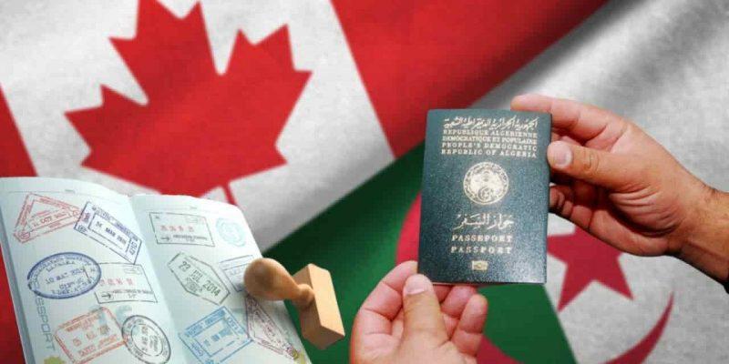 Comment Avoir Visa France Pour Algerien
