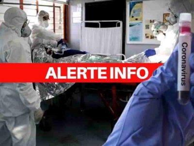 Coronavirus Algérie nombre