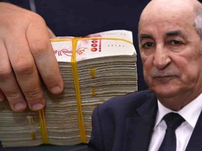 Algérie dévaluation dinar algérien