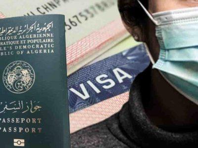 visa France pour algériens