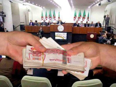 coronavirus algérie député salaire