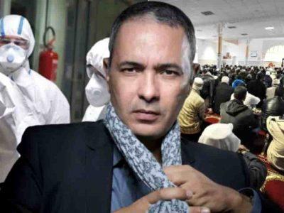 Kamel Daoud laicité coronavirus