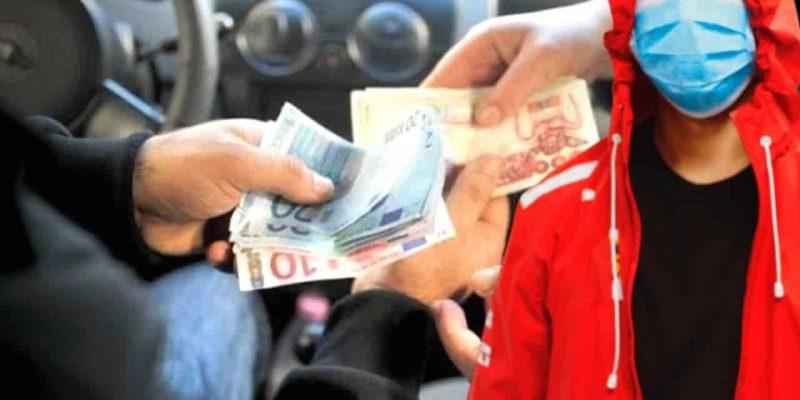 marché noir devises algérie