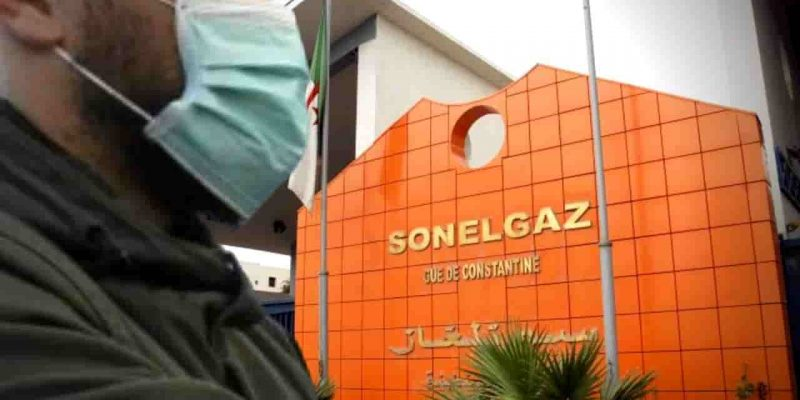 Coronavirus Algérie Sonelgaz