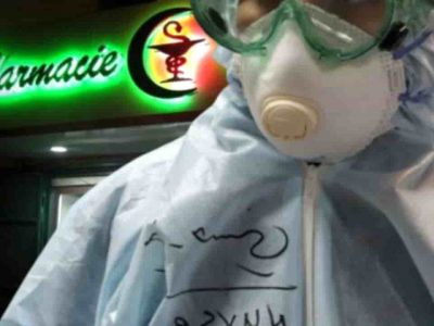 pénurie masque coronavirus