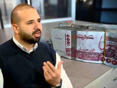 marché noir algérie finance islamique