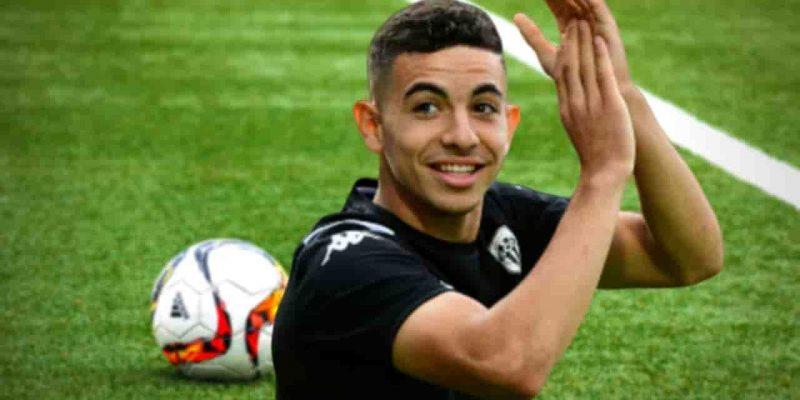 joueur franco algerien Algérie Belmadi Rayan Ait Nouri