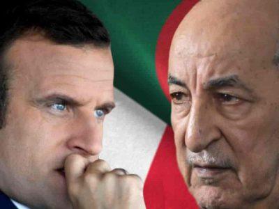 algérie france
