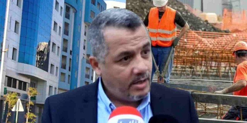 Algérie BTP immobilier