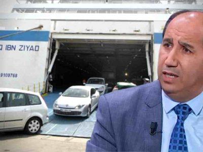 algerie importation voiture moins de trois ans