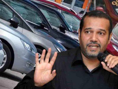 taxe voiture moins 3 ans algerie